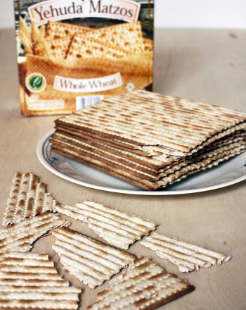 Preschool Holidays & Seasons Activities: Make a Matzoh Puzzle