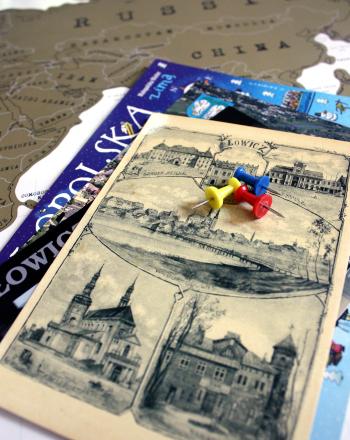 Third Grade Social studies Activities: Postcard Map
