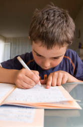 Writing in First Grade: It Takes Practice