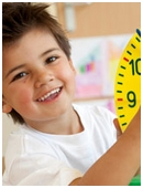 Time is a hard concept for preschoolers. Here's how parents can help young children at home with fun activities and strategies to teach the concept of time.