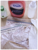 Do hand soaps and sanitizers prevent the growth of bread mold? If so, why? Kids will find out with this fun and informative science fair project idea.