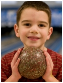 What do 10 pins and a big heavy ball have to do with kindergarten?  Bowling is a sport that touches on many aspects of kindergarten readiness. Here's how.