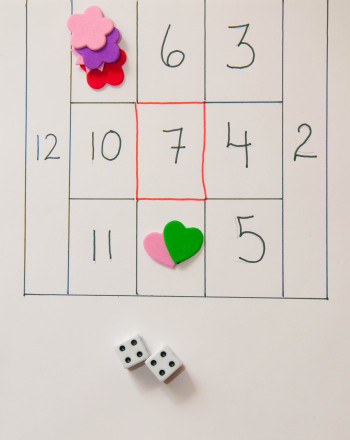 First Grade Math Activities: Save the Fingerlings