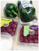 Check out this science project idea to compare organic produce to non-organic produce and how preservatives in food extend the shelf life of goods.