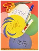 How do the phases of the Moon and gravity cause spring tides and neap tides? Does the Sun play a role in the tides? Figure it out in this fun science project!