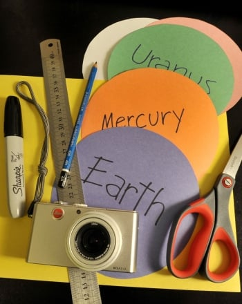 Best     Solar system ideas on Pinterest   Space systems  Planets     Elmer s Fun Mars Facts for Kids With Free Printables