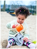 Here are great ideas to turn your preschooler's romp at the playground into a fun-filled adventure in science.