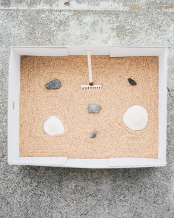 Third Grade Arts & Crafts Activities: DIY Zen Garden