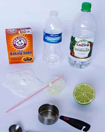 Third Grade Science Science Projects: The Limewater Carbon Dioxide Test
