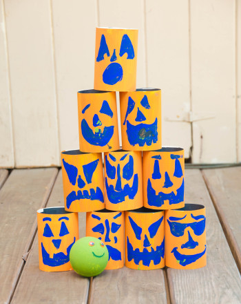 Second Grade Math Activities: Halloween Party Game