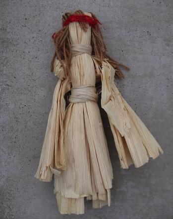 Third Grade Holidays & Seasons Activities: Native American Corn Husk Dolls