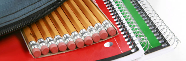 Ten Ways to Get Organized for Back to School