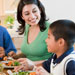 Here's how to host a family dinner that says welcome to fall and the school year ahead.