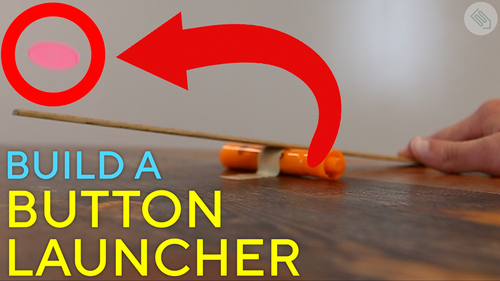 Third Grade Science Activities: Button Launcher