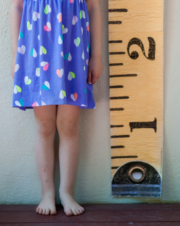 First Grade Social studies Science projects: How Tall Am I?