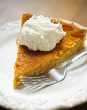 Roasted Pumpkin Pie: A Twist on a Tasty Classic