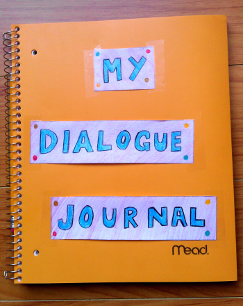 Second Grade Reading & Writing Activities: Make a Dialogue Journal!