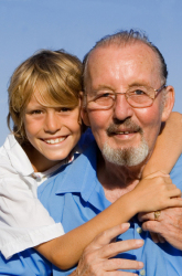 Grandparents and Grandchildren: Keeping Them Close