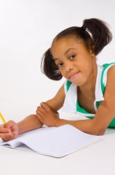 Does Your Child Rush Through Assignments? Here's Help!