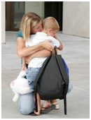 Separation anxiety is a very common problem for preschool children. Here are some tips for cutting down on separation anxiety during the preschool year.