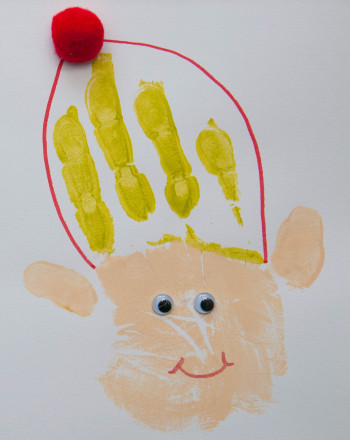 Kindergarten Holidays Activities: Christmas Elves