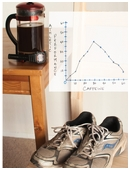 This experiment explores whether caffeine improves athletic performance.
