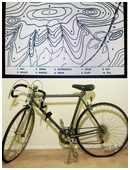 This science fair project idea  determines exactly how much of an effect road grade has upon a cyclistâs speed.