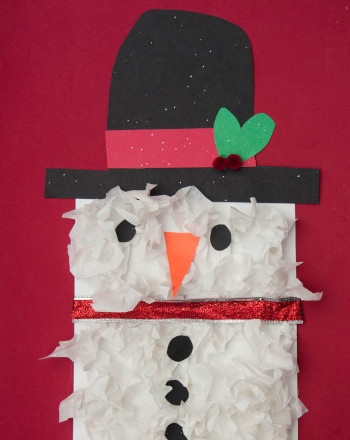 First Grade Seasons Activities: Cute Snowman