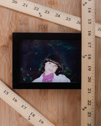 First Grade Arts & crafts Activities: Ruler Frame Craft