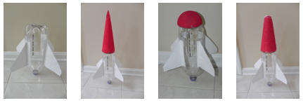 bottle rocket science project Newton's laws water rocket project purpose: • construct a soda bottle water rocket • use the data collected from rocket launch to calculate.