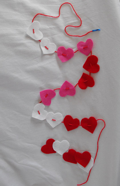 Second Grade Holidays & Seasons Activities: Heart Patterns