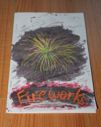 Fourth Grade Holidays Activities: Origin of Fireworks