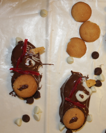 Third Grade Holidays Activities: Year of the Horse Cookies