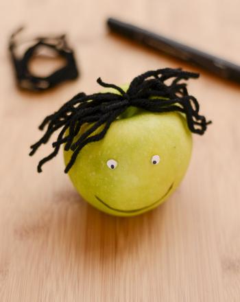 Kindergarten Arts & Crafts Activities: Food Sculptures