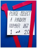 This project explores whether people's choice of a 'random' number is not as random as it seems.