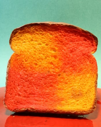 Kindergarten Recipes Activities: Rainbow Toast