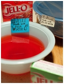 Do you love to make Jell-O? Find out in this science fair project idea if it is possible to make Jell-O with just warm water.