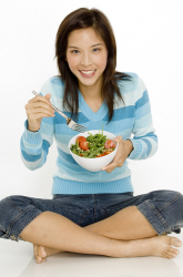 Feeding Your Vegetarian Teen