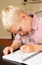 Tips for Teaching a Left-handed Child