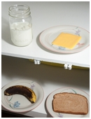 This science fair project teaches about mold. Students will test different foods to see which grow mold the fastest.
