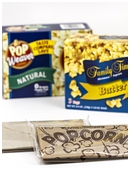 In this project, different brands of microwave popcorn are tested and compared.