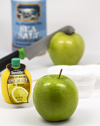 Middle School Science Science Projects: Astonishing Apples! What Preserves Apples Best?