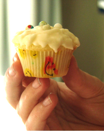 Fifth Grade Holidays & Seasons Activities: Easter Cupcakes