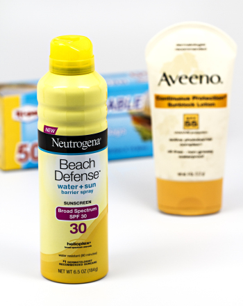 Middle School Science Science Projects: What Is the Most Effective Sunscreen?