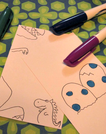 Second Grade Reading & Writing Activities: Dinosaur Family Dynamics