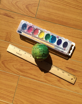 Kindergarten Arts & crafts Activities: Hatching Dinosaur Egg