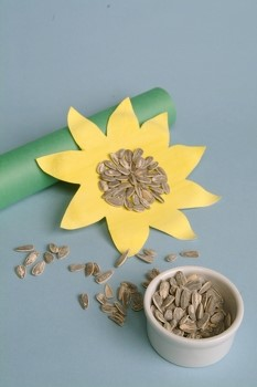 Kindergarten Holidays & Seasons Activities: Make a Beautiful Sunflower