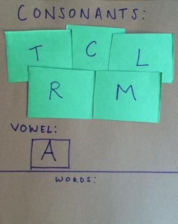 First Grade Offline Games Activities: Building Words