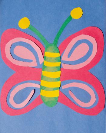 Second Grade Math Activities: Butterfly Patterns