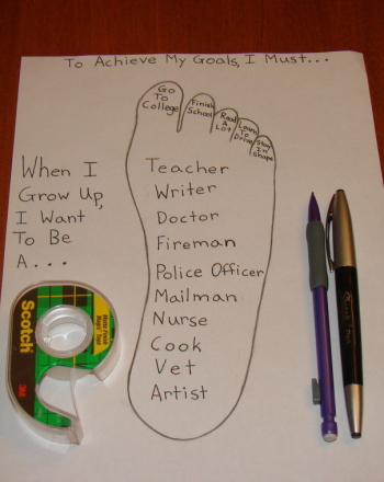 Third Grade Arts & crafts Activities: Steps to Success